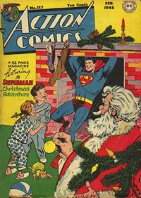 Action Comics (DC, 1938 series) #117 (February 1948)