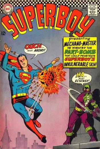 Superboy (DC, 1949 series) #135 (January 1967)