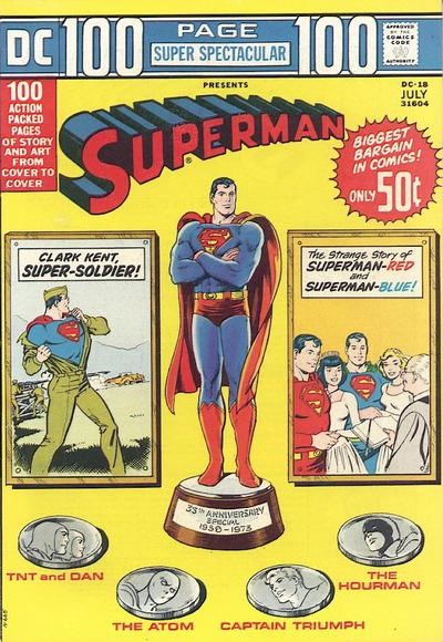 100-Page Super Spectacular (DC, 1973 series) #DC-18 (July 1973)