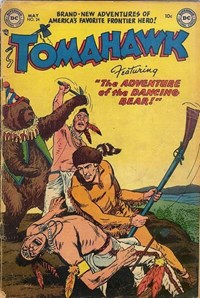 Tomahawk (DC, 1950 series) #24 — Untitled