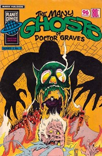 Planet Series 2 (Murray, 1979 series) #7 ([1979?]) —The Many Ghosts of Doctor Graves