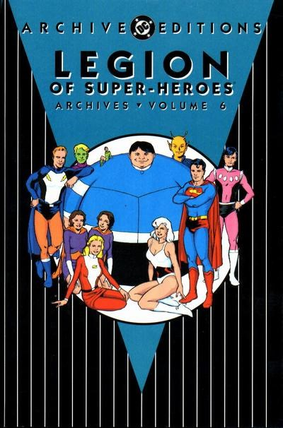 The Legion of Super-Heroes Archives (DC, 1991 series) #6 (1996)