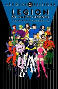 The Legion of Super-Heroes Archives (DC, 1991 series) #Volume 10 — Untitled