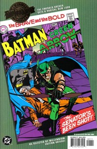 Millennium Edition: The Brave and The Bold No. 85 (DC, 2000 series)  — The Emerald Archer Gets a Radical New Look