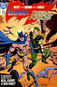 The Best of the Brave and the Bold (DC, 1988 series) #1 — Untitled