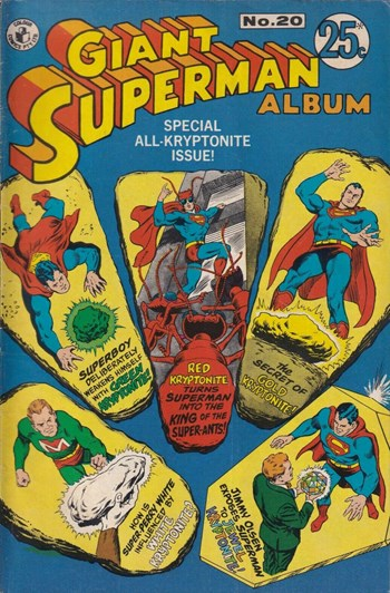 Special All-Kryptonite Issue!