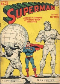 Superman (DC, 1939 series) #28 (May-June 1944)
