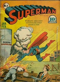 Superman (DC, 1939 series) #13 (November-December 1941)
