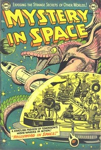 Mystery in Space (DC, 1951 series) #14 (June-July 1953)