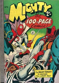 Mighty The 100-Page Comic! (Colour Comics, 1957 series) #6 ([July 1958?])