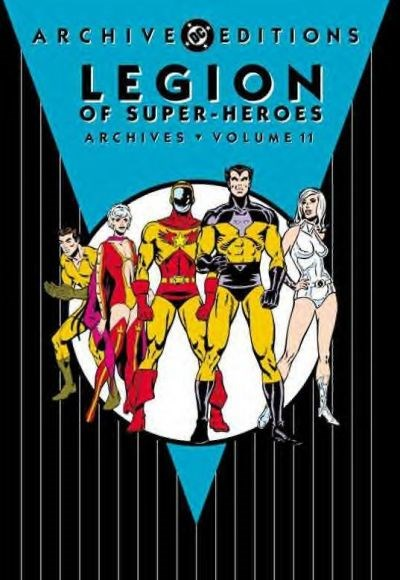 The Legion of Super-Heroes Archives (DC, 1991 series) #Volume 11 (2001)