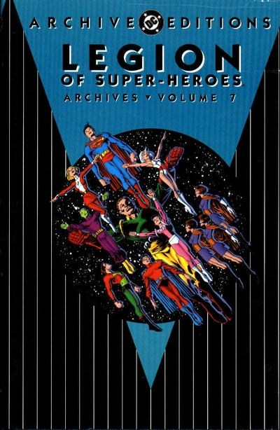 The Legion of Super-Heroes Archives (DC, 1991 series) #7 ([September] 1997)