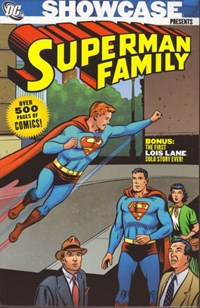 Showcase Presents: Superman Family (DC, 2006 series) #Volume One — Untitled