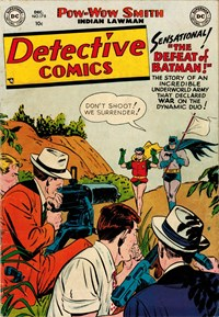 Detective Comics (DC, 1937 series) #178 (December 1951)