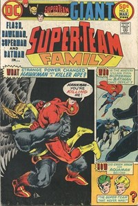 Super-Team Family (DC, 1975 series) #3 (February-March 1976)