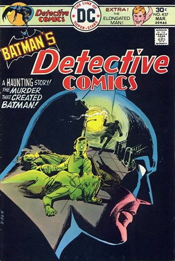 Detective Comics (DC, 1937 series) #457 (March 1976)