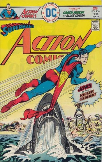 Action Comics (DC, 1938 series) #456 (February 1976)