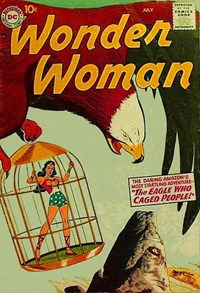 Wonder Woman (DC, 1942 series) #91 — Untitled