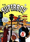 Superboy (Colour Comics, 1950 series) #39 ([April 1952?])
