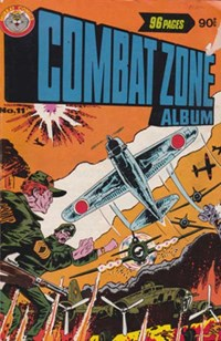 Combat Zone Album (Murray, 1978 series) #11