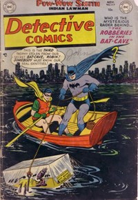 Detective Comics (DC, 1937 series) #177 (November 1951)
