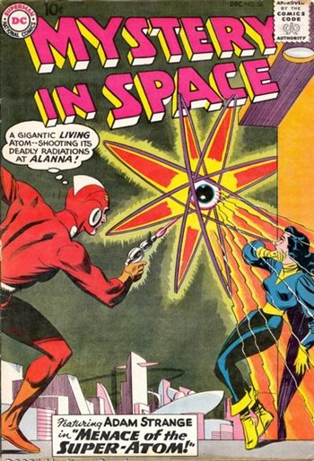 Mystery in Space (DC, 1951 series) #56 (December 1959)