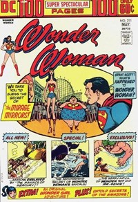Wonder Woman (DC, 1942 series) #211 — Untitled