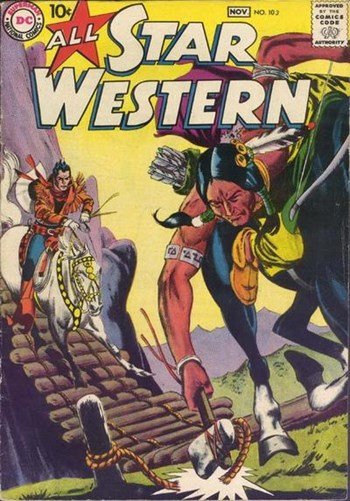 All Star Western (DC, 1951 series) #103 (October-November 1958)