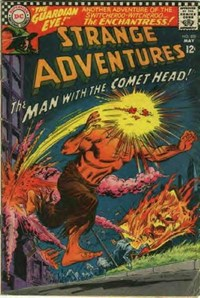 Strange Adventures (DC, 1950 series) #200 — The Man With the Comet Head!