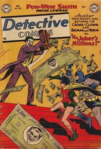Detective Comics (DC, 1937 series) #180 (February 1952)
