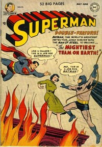 Superman (DC, 1939 series) #76 (May-June 1952)