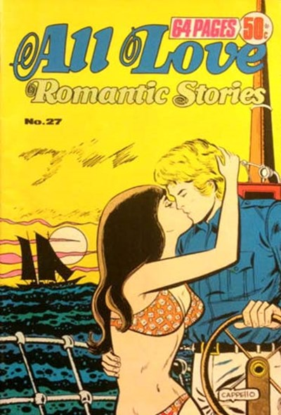All Love Romantic Stories (Murray, 1978 series) #27 ([July 1978?])