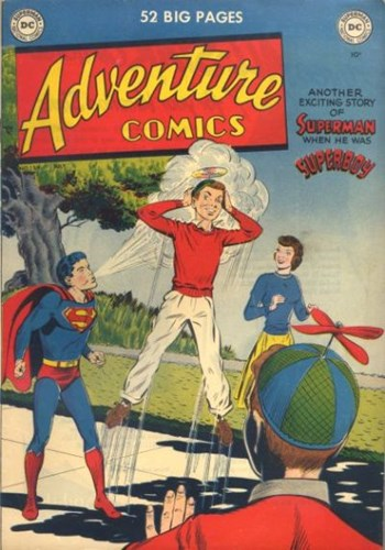 Adventure Comics (DC, 1938 series) #154 (July 1950)