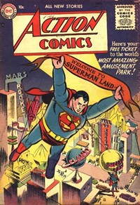 Action Comics (DC, 1938 series) #210 — Untitled