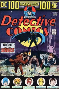Detective Comics (DC, 1937 series) #439 — Night of the Stalker