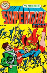 Supergirl Album (Murray, 1979 series) #36 — Untitled