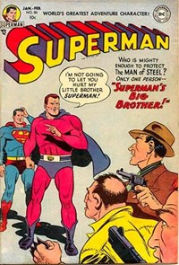 Superman (DC, 1939 series) #80 (January-February 1953)