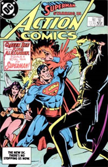 Action Comics (DC, 1938 series) #562 (December 1984)