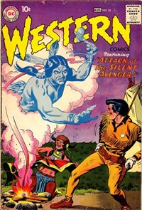 Western Comics (DC, 1948 series) #76 (July-August 1959)