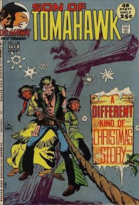 Tomahawk (DC, 1950 series) #138 — Untitled