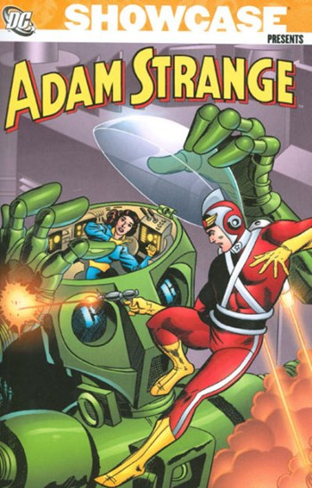 Showcase Presents: Adam Strange (DC, 2007 series) #1 ([August] 2007)