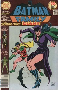 Batman Family (DC, 1975 series) #8 — The Copycatgirl Capers!