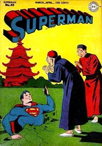 Superman (DC, 1939 series) #45 (March-April 1947)