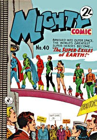Mighty Comic (Colour Comics, 1960 series) #40 ([April 1964?])