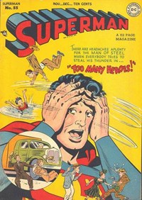 Superman (DC, 1939 series) #55 (November-December 1948)