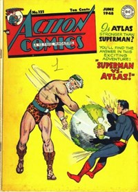 Action Comics (DC, 1938 series) #121 — Untitled