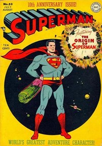 Superman (DC, 1939 series) #53 (July-August 1948)