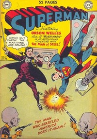 Superman (DC, 1939 series) #62 (January-February 1950)