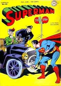 Superman (DC, 1939 series) #46 (May-June 1947)