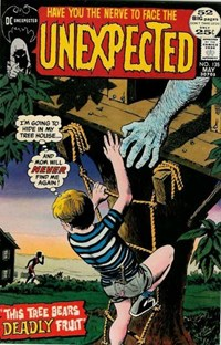 The Unexpected (DC, 1968 series) #135 (May 1972)
